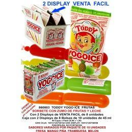 YOGO ICE 16U/.