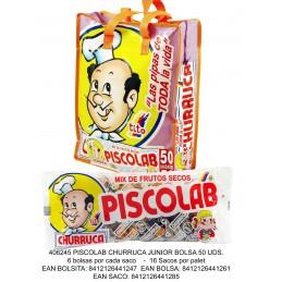 CHURRUCA PISCOLAB JUNIOR 50U/.