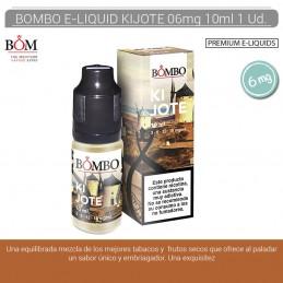 BOMBO E-LIQUID KIJOTE 10ML....