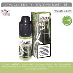 BOMBO E-LIQUID EDEN 10ML....