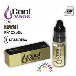 COOL VAPS S/NICOTINA 10ML....