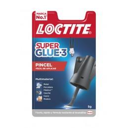 LOCTITE SUPER GLUE PINCEL 5GM.