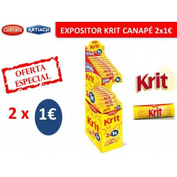 KRIT CANAPE EXPOSITOR 2 X...