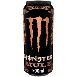 MONSTER ENERGY MULE GINGER...